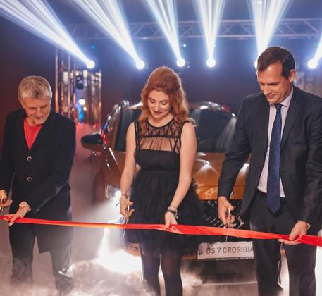 DS Automobiles відкрив вже третій шоурум — французька розкіш тепер і в Харкові