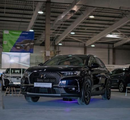 Знайомтеся зунікальним гібридом DSAutomobiles навиставці Plug-In Ukraine 2021